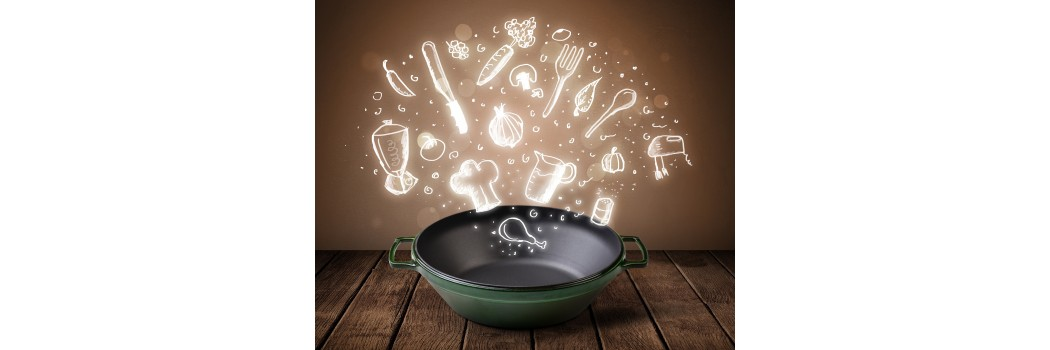 Special Pans   Silvercooking.it